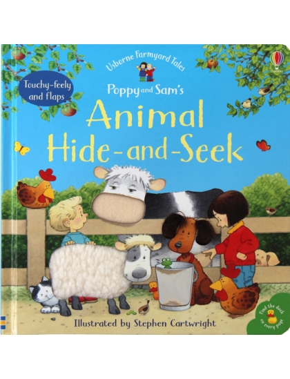 Poppy and Sam's Animal Hide-and-Seek
