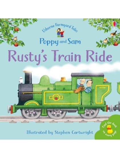 Rusty's Train Ride