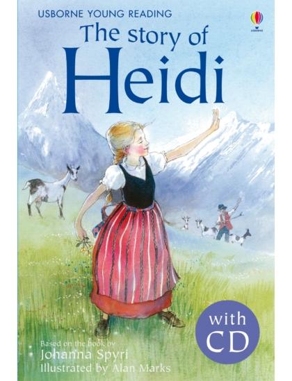 The Story of Heidi +CD