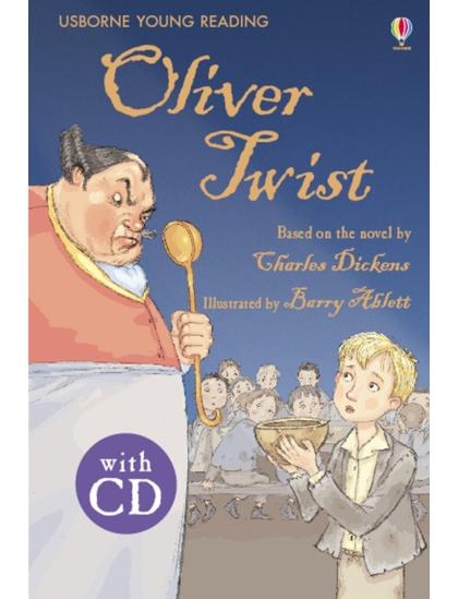 Oliver Twist +CD