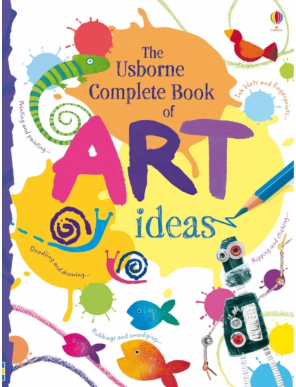 Complete Book Of Art Ideas reduced
