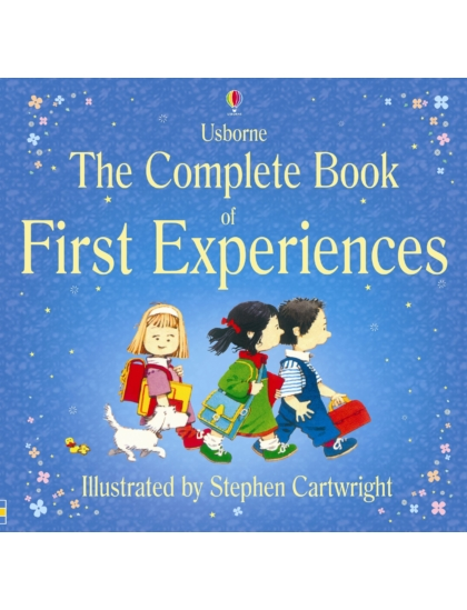 Little Book of First Experiences