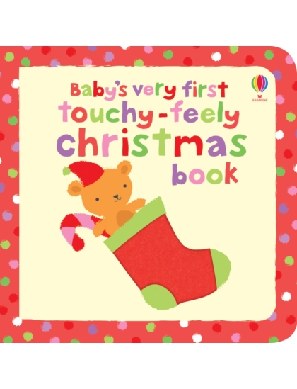 BVF Touchy-Feely Christmas Book