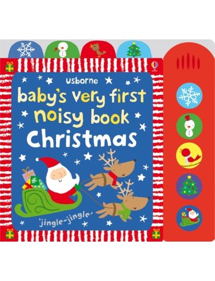 BVF Noisy Book Christmas