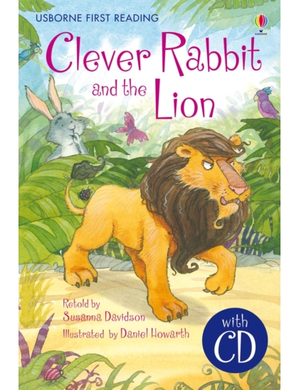 Clever Rabbit and the Lion +CD