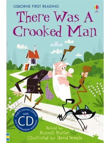 There Was a Crooked Man +CD