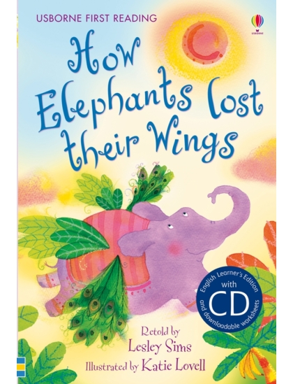 How Elephants lost their Wings +CD