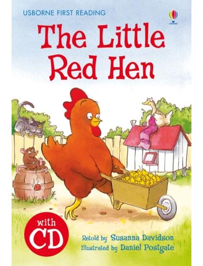 The Little Red Hen +CD