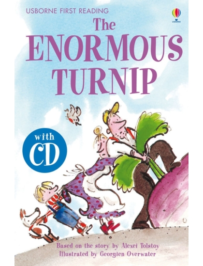 The Enormous Turnip +CD
