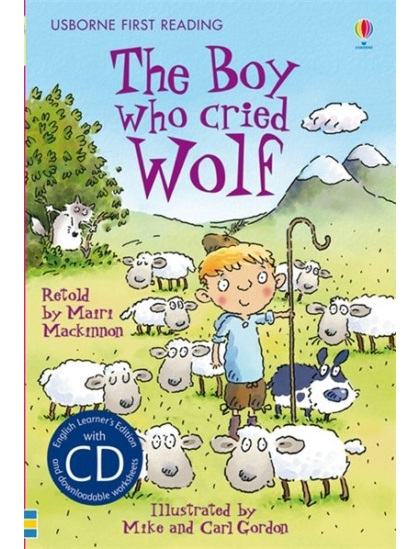 The Boy who cried Wolf +CD