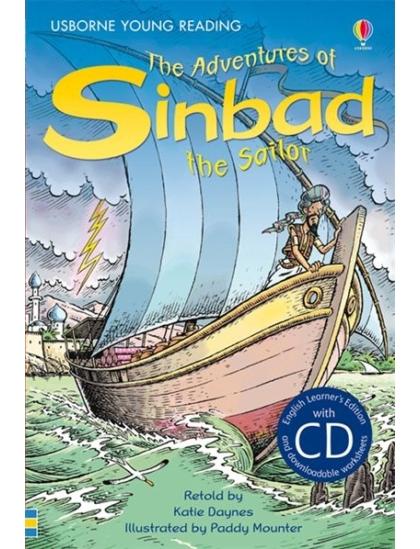 Adventures of Sinbad the Sailor + CD