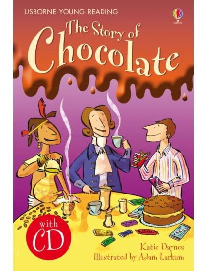 Story of Chocolate + CD