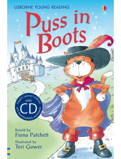 Puss in Boots +CD