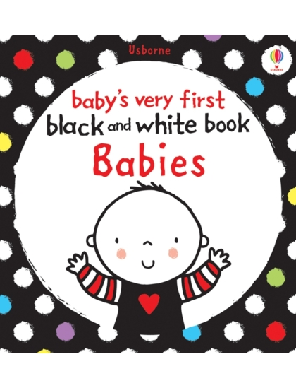 BVF Black and White Book Babies