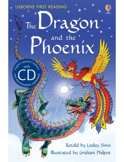 The Dragon and the Phoenix +CD