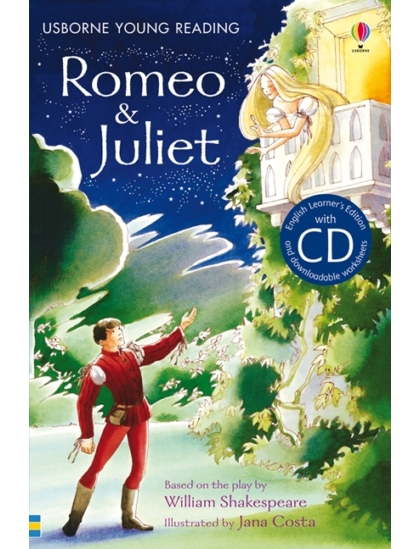 Romeo and Juliet +CD