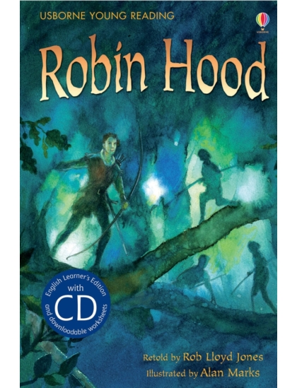 Robin Hood +CD