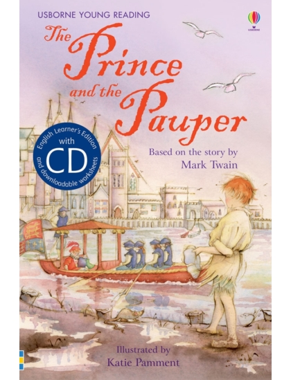 The Prince and the Pauper +CD