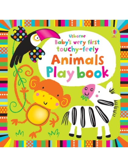 BVF Touchy-Feely Animals Playbook