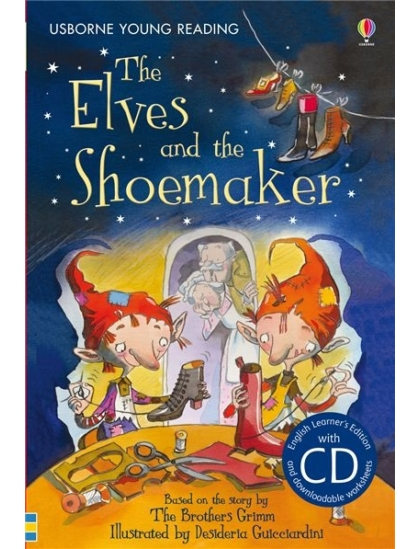 Elves and the Shoemaker +CD