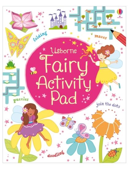 Fairy Activity Pad