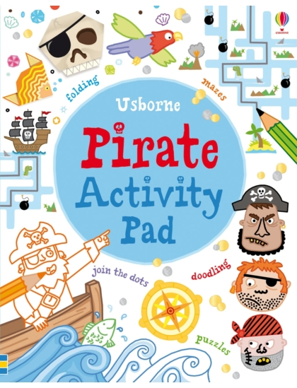 Pirate Activity Pad