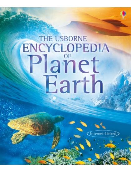 The Usborne Encyclopedia of Planet Earth