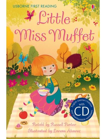 Little Miss Muffet +CD