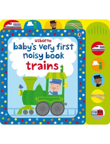 BVF Noisy Book Trains