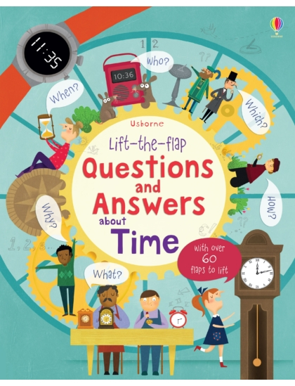 LTF Q&A about Time
