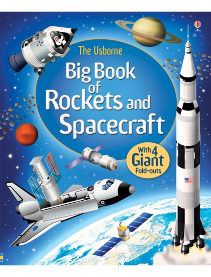 Big Book of Rockets & Spacecraft