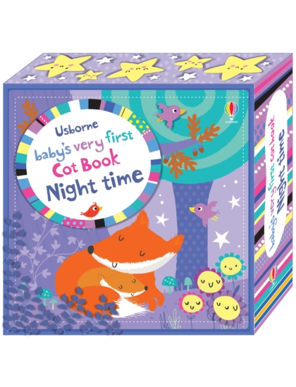 BVF Cot Book Night time