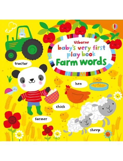 BVF Play book Farm words