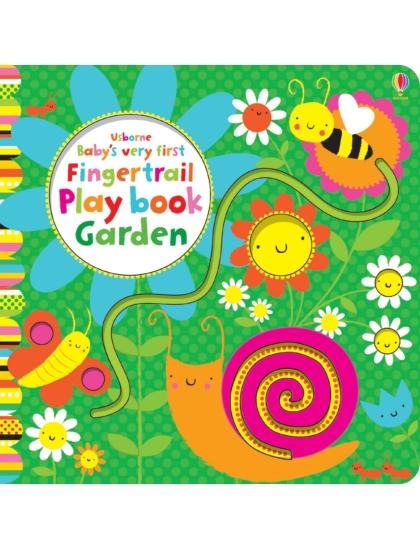 BVF Fingertrails Play Book Garden