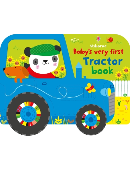 BVF Tractor book