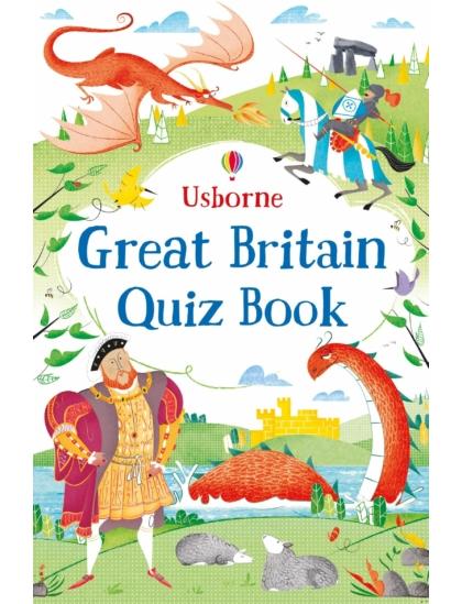 Great Britain Quiz Book