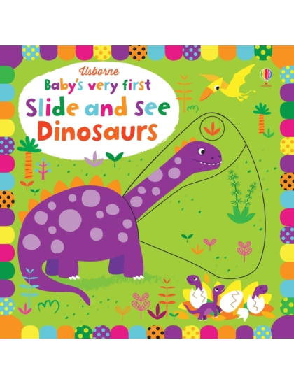 BVF Slide and See Dinosaurs
