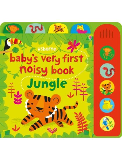 BVF Noisy Book Jungle