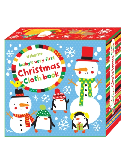 BVF Christmas Cloth Book