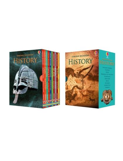 Beginners Boxset History