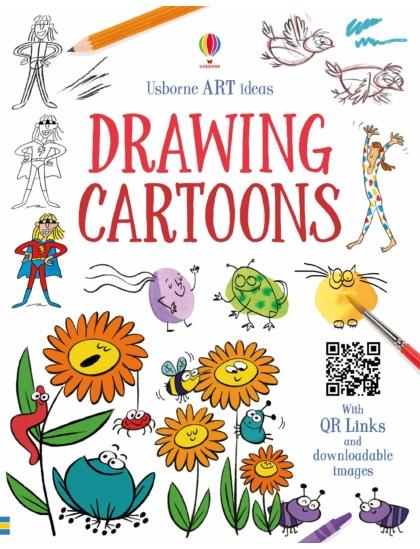 Art Ideas Drawing Cartoons