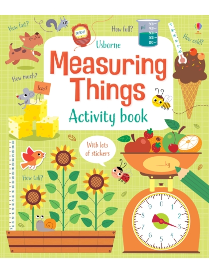 Measuring Things Activity Book