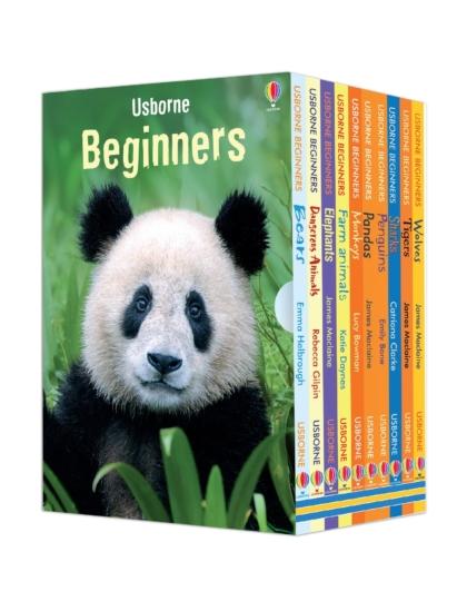 Beginners Boxset Animals