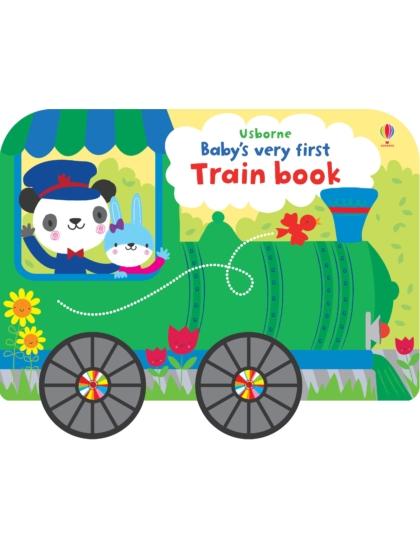 BVF Train Book