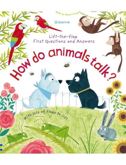 LTF First Q&A How Do Animals Talk?