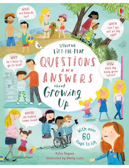 LTF Q&A about Growing Up