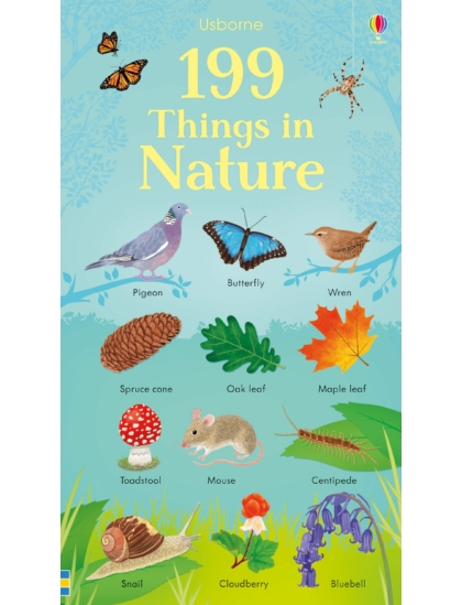 199 Things in Nature