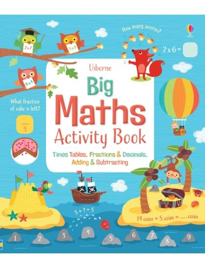 Big Maths Activity Book