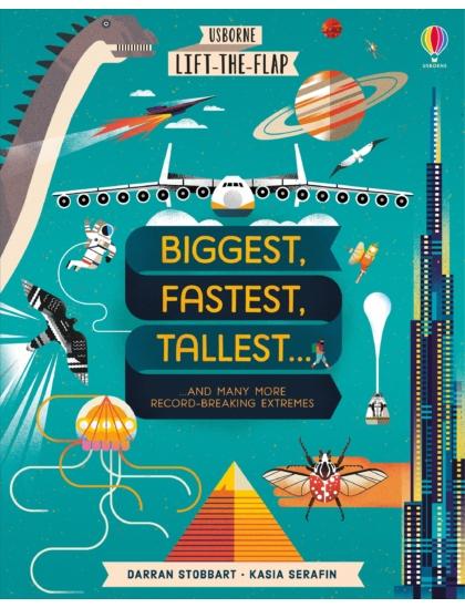 LTF Biggest, Fastest, Tallest...