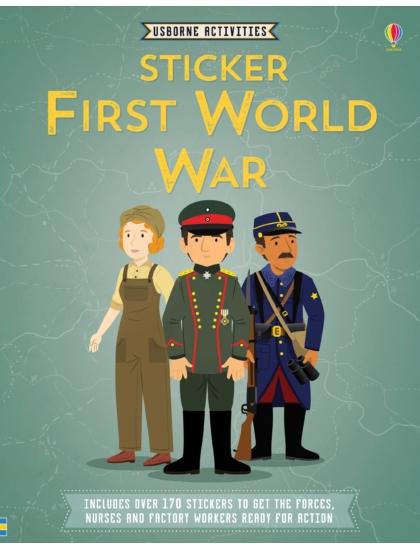 Sticker First World War